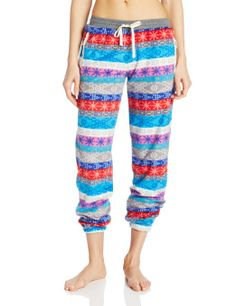 Kensie Women's Chilled Out Lounge Pant