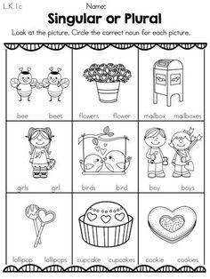... Worksheets | Kindergarten Literacy, Literacy and Literacy Worksheets