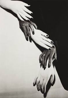 man ray #blackandwhite #hands