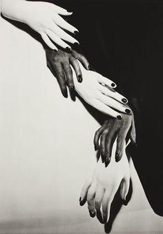 man ray #blackandwhite #hands