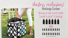 Thirty-one, thirty-one gifts, rolling coller, leak lock lining, spring and summer 2017, hostess exclusive