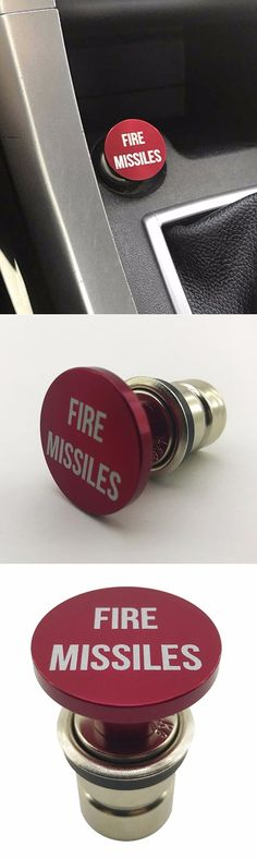 Fire Missiles Cigarette Lighter Button This Is Why I Am So Broke - Camper - Navara D40, Jeep Jk, Wrangler Jeep, Jeep Rubicon, Jeep Wranglers, Jeep Accessories, Jeep Wrangler Accessories, Things To Buy, Stuff To Buy