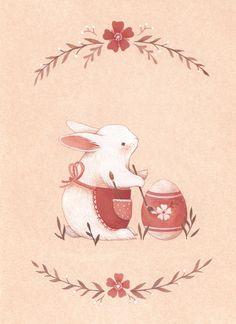 Easter : www.ninastajner.com