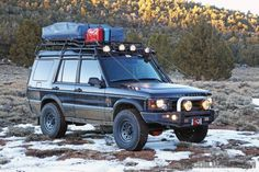 Land Rover Discovery Tactical