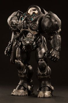 Starcraft Jim Raynor Deluxe Sixth Scale Figure Additional Image