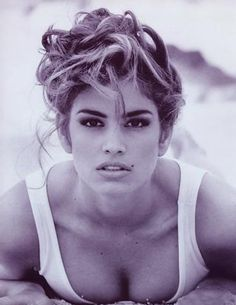 Cindy Crawford - iconic