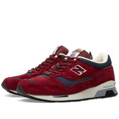 New Balance M1500AB 'Real Ale' - Made in England (The Cumbrian Red)
