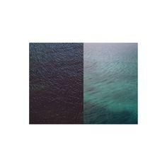 same sea, different days
