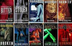 Kelley Armstrong is a progeny when it comes to supernatural writing. Her books leave you breathless with their racy romances, the constant struggles, and the exciting stories... You have no choice but to plummet without stumbling straight into her world. Plus she is a Canadian!