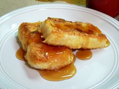 Southern Fried Grits Recipe (So the Mish's la la love breakfast food and it can't get any better than this) :)