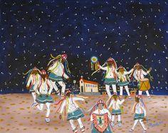 A Jurubeba Cultural: Arte Naif.   A arte de Alexandre Rosalino.