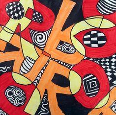 color scheme, pattern, composition, cropping, craftsmanship