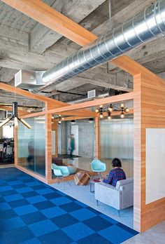 Yelp! Headquarters by Studio O+A