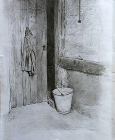 Drawing - ATANAS MATSOUREFF