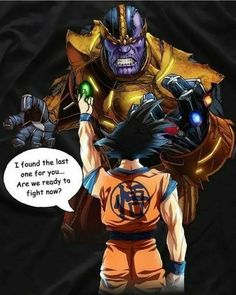Geek Discover Lol this is what Goku would do if Infinity War was a DBZ/Marvel crossover Art Anime Anime Manga Marvel Vs Marvel Memes Dbz Memes Funny Memes Hilarious Akira Tous Les Anime Dragon Rey, Dragon Ball Z, Marvel Vs, Marvel Memes, Art Anime, Anime Manga, Dbz Memes, Funny Memes, Hilarious