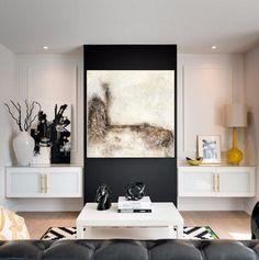 "Freue mich, euch diesen Artikel aus meinem Shop bei #etsy vorzustellen: VICTORIA Gemälde ""Back to the ROOTS II"" 70x70cm Abstrakt Victoria, Bassinet, Living Room, Etsy, Painting, Abstract Art, Matching Colors, Photomontage, Simple Paintings"
