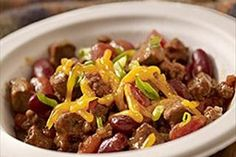 BBQ Steakhouse Chili