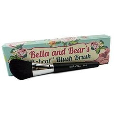 Blush Brush Contour Brush by Bella Bear Our Best Makeup Brush for Applying Blush and Contouring Creams Powders Vegan Friendly >>> Check out this great product. Cream Contour, Contour Brush, Best Makeup Brushes, Best Makeup Products, How To Apply Blush, Face Contouring, Blush Brush, Vegan Friendly, Synthetic Hair