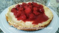 This soft and creamy cheesecake comes close to the authentic cheesecake made with tons of sugar and cream cheese! The strawberry compote on top helps add some sweetness. This is a great way to eat cottage cheese! Ingredients 2 cups of fat-free cottage cheese 1/2 cup of nonfat Greek Yogurt 2 eggs 16 drops of …
