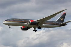 Royal Jordanian Airlines Boeing 787-8 Dreamliner