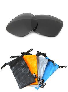 76da832f71 Sunglass Lens Replacements 179195  Fuse Lenses For Electric Black Top Grey Polarized  Lenses -  BUY IT NOW ONLY   34.99 on eBay!