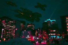 ArtStation - Fleet Week #2, Ben Nicholas
