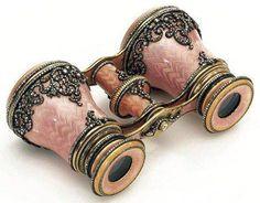 Fabergé - Jumelles de Théâtre - 1890