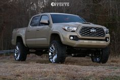 2020 Toyota Tacoma 24x10 31mm Factory Reproductions Fr55