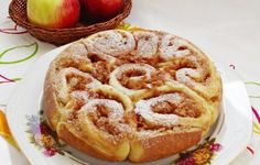 Cozonac – trandafir, cu mere Multicooker, Sweet Memories, Apple Pie, Cookies, Desserts, Food, Crack Crackers, Tailgate Desserts, Deserts