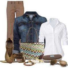 LOLO Moda: #casual #wear #outfit #women #girly #stylish #jeans #2014, http://www.lolomoda.com