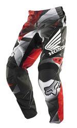 2014 Fox 180 Honda Youth Motocross Pants