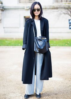 From Kendall Jenner to Miranda Kerr, The Coat Every Fashion Girl Owns via @WhoWhatWear