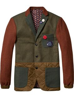Hunter Blazer | Blazers | Men Clothing at Scotch & Soda