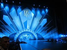 J Lo Russian concert stage 2012 Concert Stage Design, Wedding Stage Design, Screen Design, Wall Design, National Tv Awards, Plateau Tv, Stage Lighting Design, Privacy Screen Outdoor, Exhibition Stall