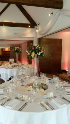 The Montrose Suite Set For A Wedding Perfect Setting Cotswold House Hotel And Spa Chipping Campden
