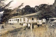 1954 - Palácio das Hortência - Canela / RS