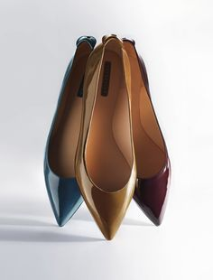 Longchamp Fall 2013 new Shoes collection. Discover it on www.longchamp.com
