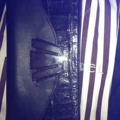 HB clutch purchased at the New York store on 7/21/12.