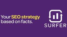 Surfer SEO is one of the best SEO tools you can opt for. When you will start looking for SEO tools or software, you will literally get confused about what to. Make Money From Home, How To Make Money, Best Seo Tools, Hire Freelancers, Easy Jobs, Seo Strategy, Search Engine Optimization, Get Over It, Online Business