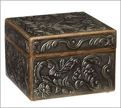 Isra Jewelry Boxes #potterybarn