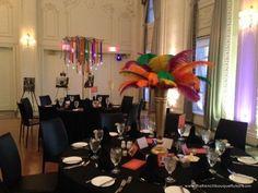 An Italian Renaissance Masquerade Ball at The Mayo Hotel