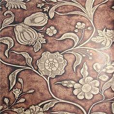Venus Vantage Classical European Flora Wallpaper 4 Colors