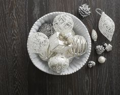 Christmas #decorations have arrived in store and online at Brissi.com - Exciting! #christmas #baubles #silverdecorations #MerryBrissmas Christmas Baubles, Christmas Crafts, Christmas Decorations, Xmas, Beautiful One, All Things Christmas, How To Memorize Things, Store, Holiday