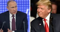 Trump is meeting privately with Putin — and he asked staffers for bargaining chips to trade away --- [What can possibly go wrong?]