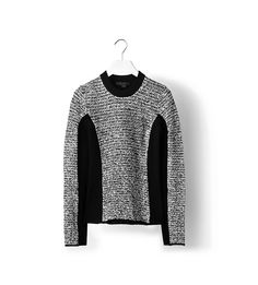 TWEED SWEATER Alexander Wang