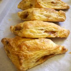 Apple Turnovers Allrecipes.com