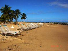 Embassy Suite Hotel beach