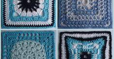 Tamos hoje diferentes modelos de quadrados de crochê, uma verdadeira chuva de inspiração para todas as apaixonadas pelo artesanato em crochê. Muitas pessoas escolhem fazer quadrados de crochê para colcha, e a verdade é que eu considero que é uma ótima ideias.