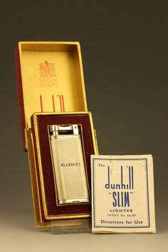 dunhill rollagas fuel