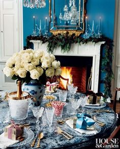 Setting the Holiday Table | Chinoiserie Chic | Bloglovin'